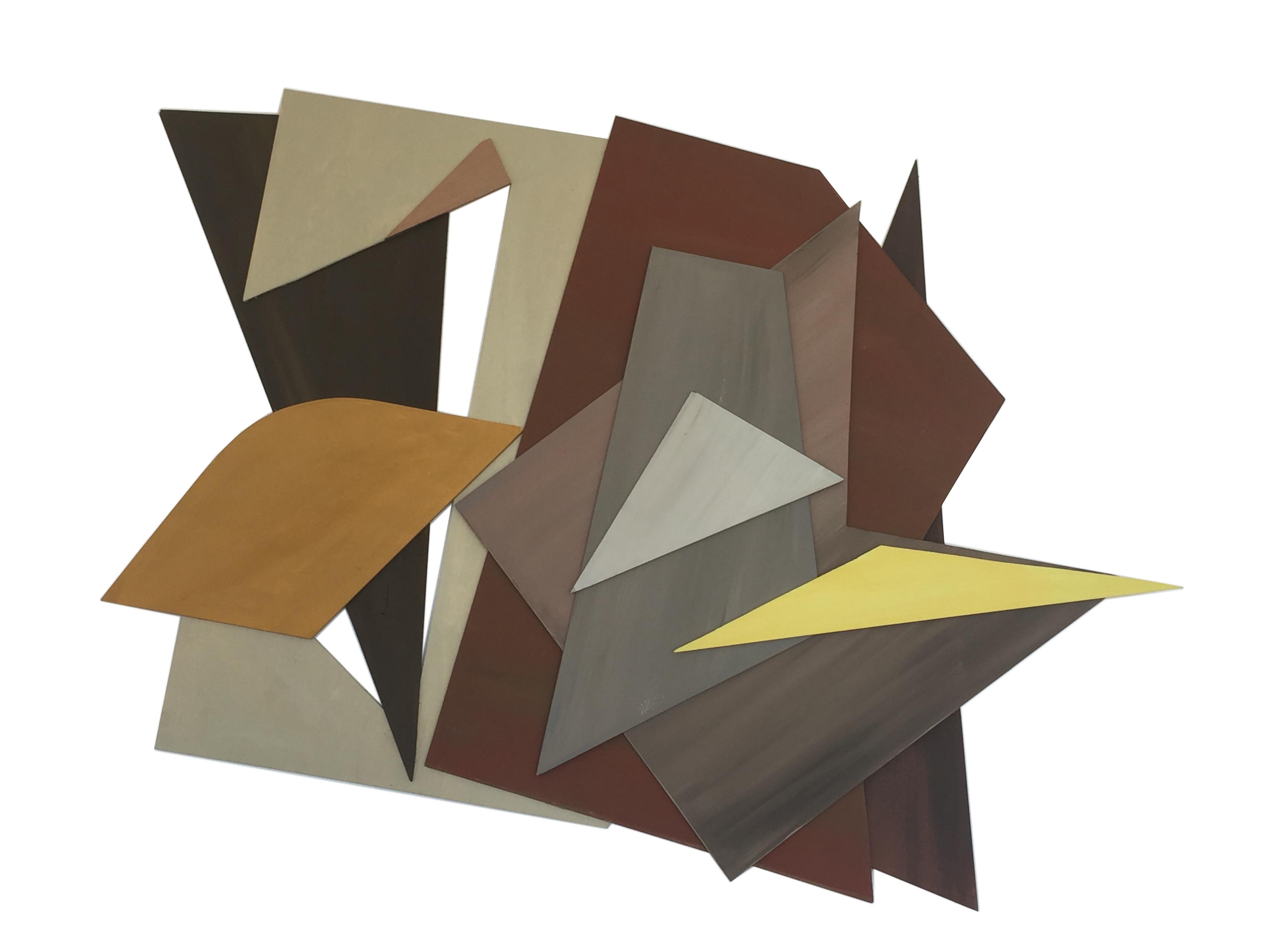 Holz, Acryl 60 x 70 cm